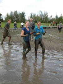 mudmasters met lau modder